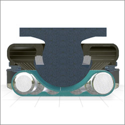 Load Base Type Wheel Pad Operation