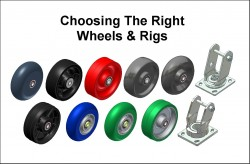 Choosing The Right  Wheels & Rigs